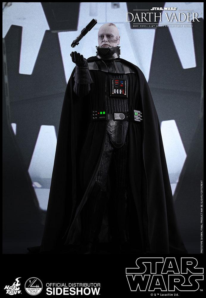 [Hot Toys] -Star Wars EP. VI-Darth Vader 1/4 Star-w14
