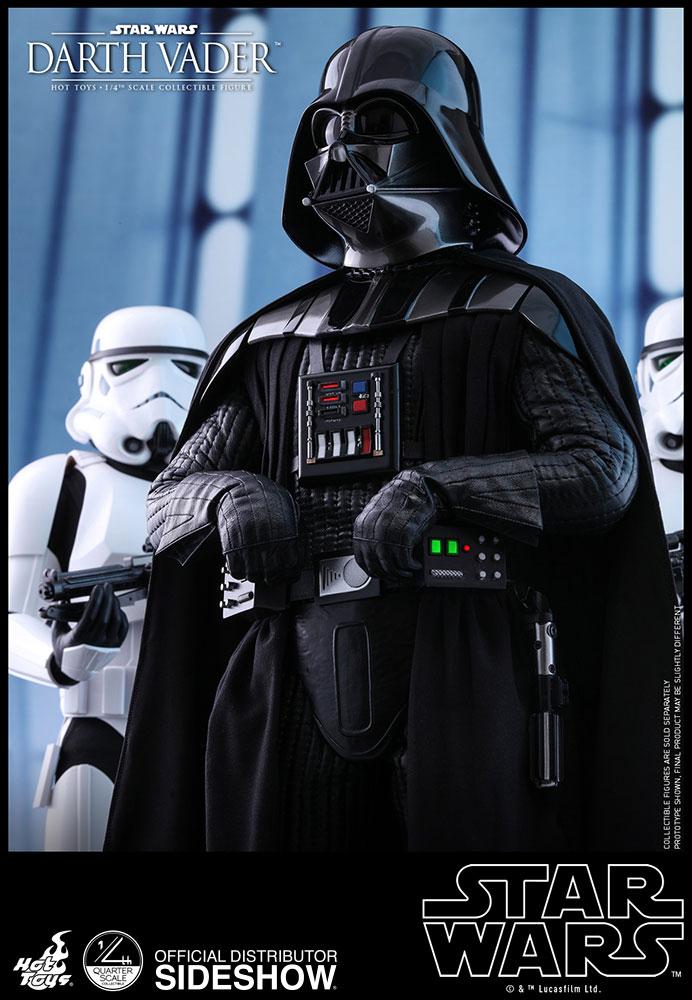[Hot Toys] -Star Wars EP. VI-Darth Vader 1/4 Star-w17