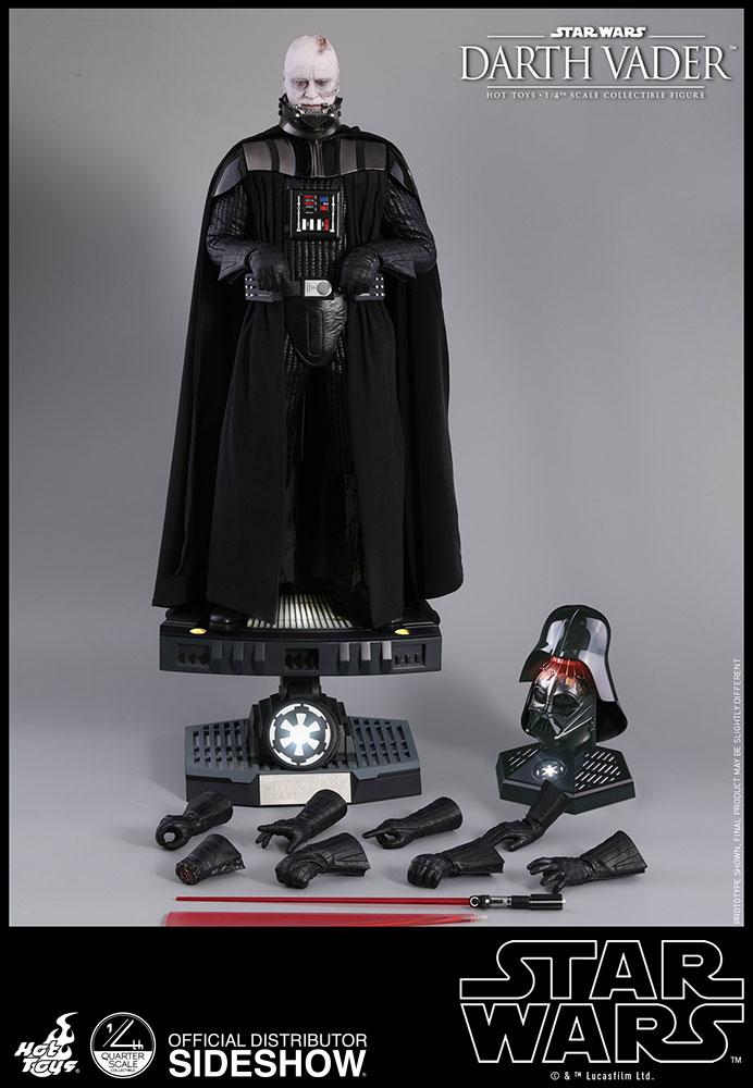 [Hot Toys] -Star Wars EP. VI-Darth Vader 1/4 Star-w22
