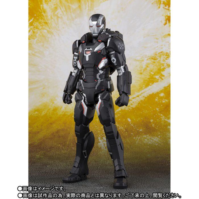 [Bandai] Sh Figuarts Avengers Infinity War- War Machine Mark 4 War-ma11