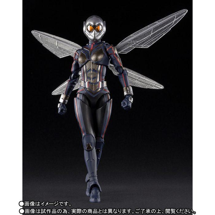 [Bandai] Sh Figuarts Ant-Man and the Wasp- Wasp  Wasp-f10