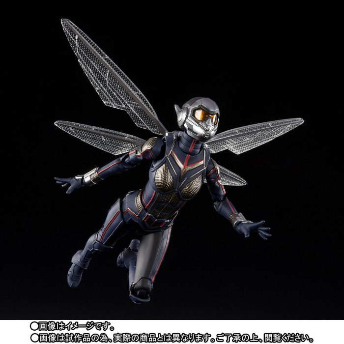 [Bandai] Sh Figuarts Ant-Man and the Wasp- Wasp  Wasp-f12
