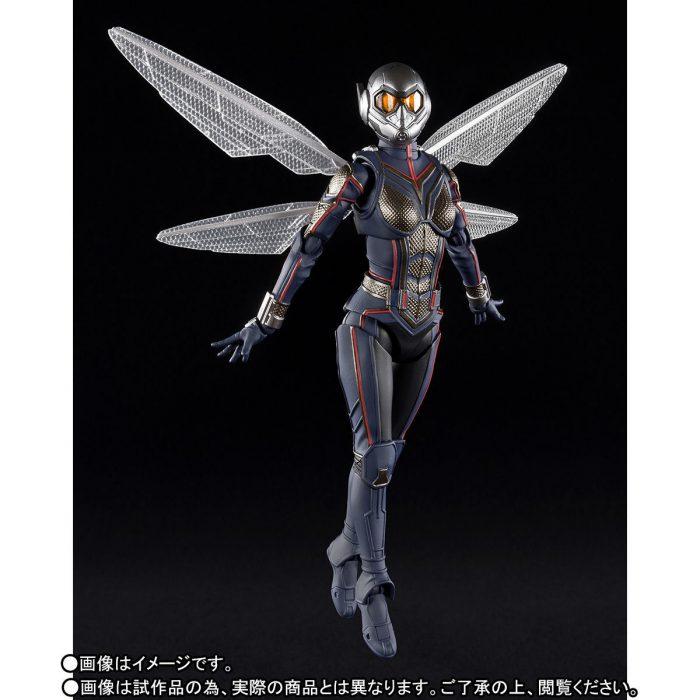 [Bandai] Sh Figuarts Ant-Man and the Wasp- Wasp  Wasp-f13
