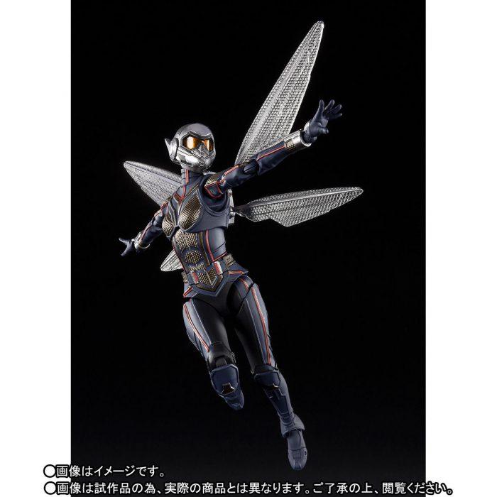 [Bandai] Sh Figuarts Ant-Man and the Wasp- Wasp  Wasp-f14