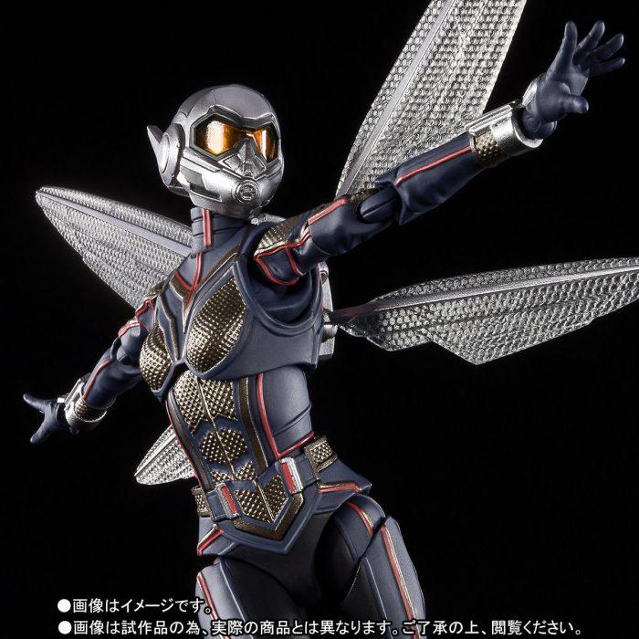 [Bandai] Sh Figuarts Ant-Man and the Wasp- Wasp  Wasp-f15