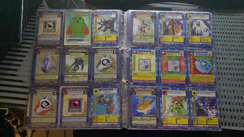 [EST] Lot de 129 carte digimon 1999 01_00a12