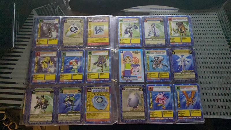 [EST] Lot de 129 carte digimon 1999 01_01110