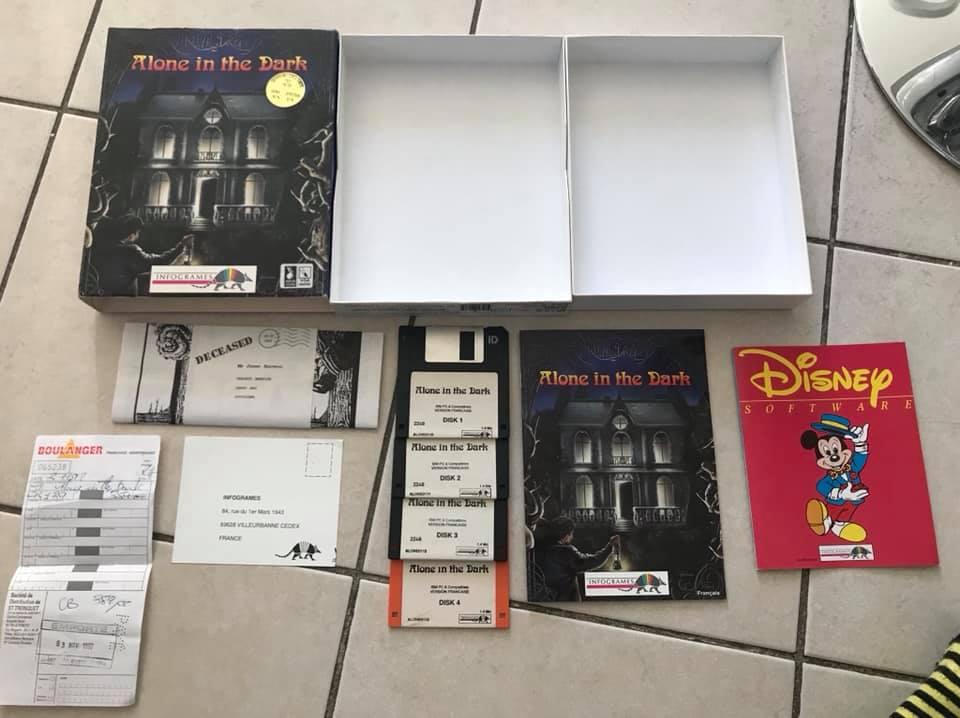 [EST] Jeux Big Box IBM PC DOS début années 90 59391010