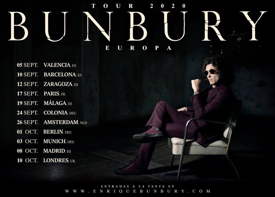 Enrique Bunbury: Posible (2020) Ada5a310