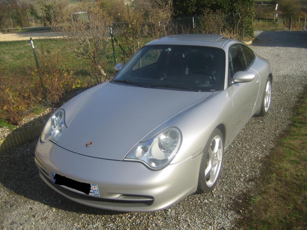 je vends ma 996 3.6l de 2002 carrera4 > 31500€ - Page 2 Img_0011