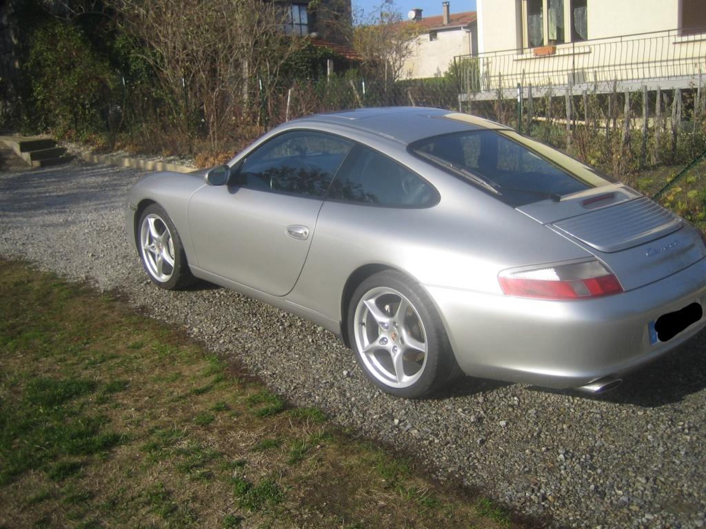 je vends ma 996 3.6l de 2002 carrera4 > 31500€ - Page 2 Img_0012
