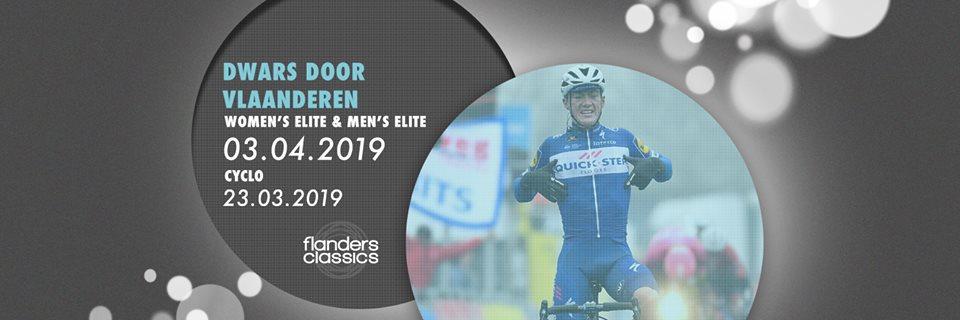 Polla Dwars door Vlaanderen - A travers la Flandre, válida 15/42 Polla Anual LRDE 2019 51713710
