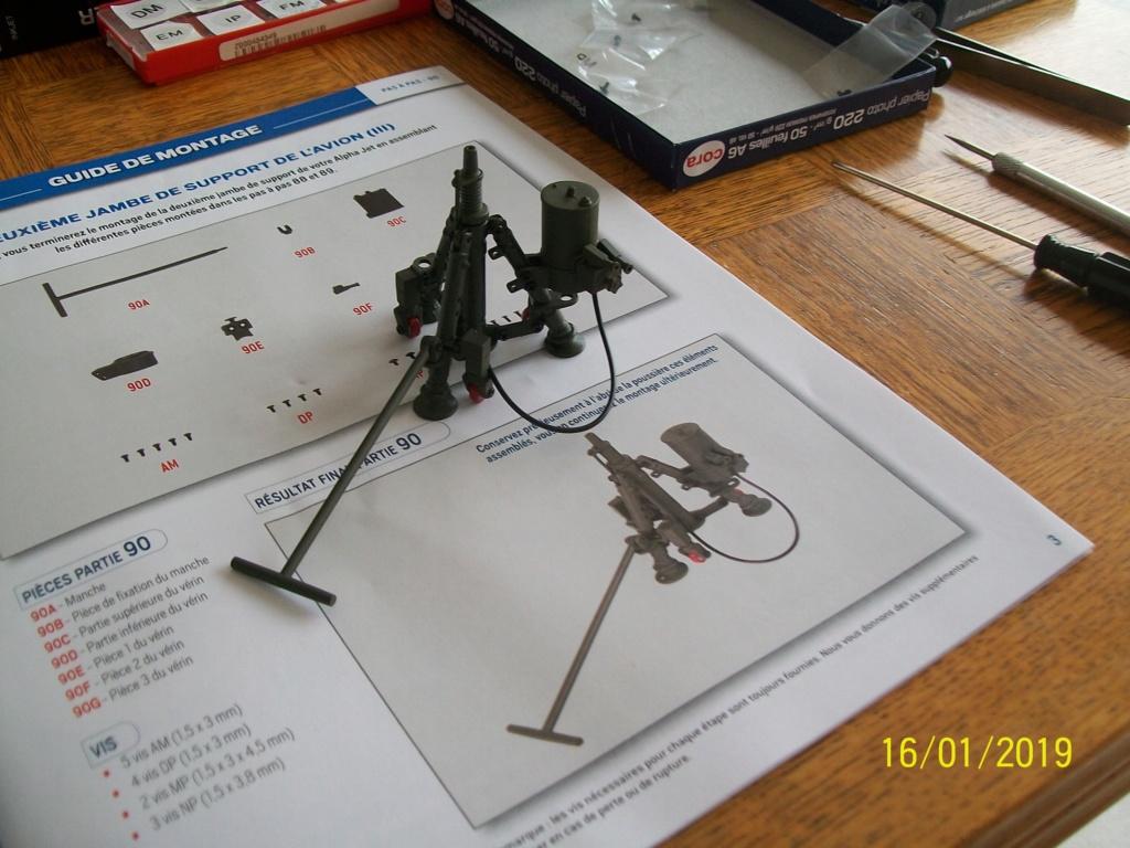 ALPHA JET(patrouille de France) echelle1/16 hachette collection. - Page 3 100_6319