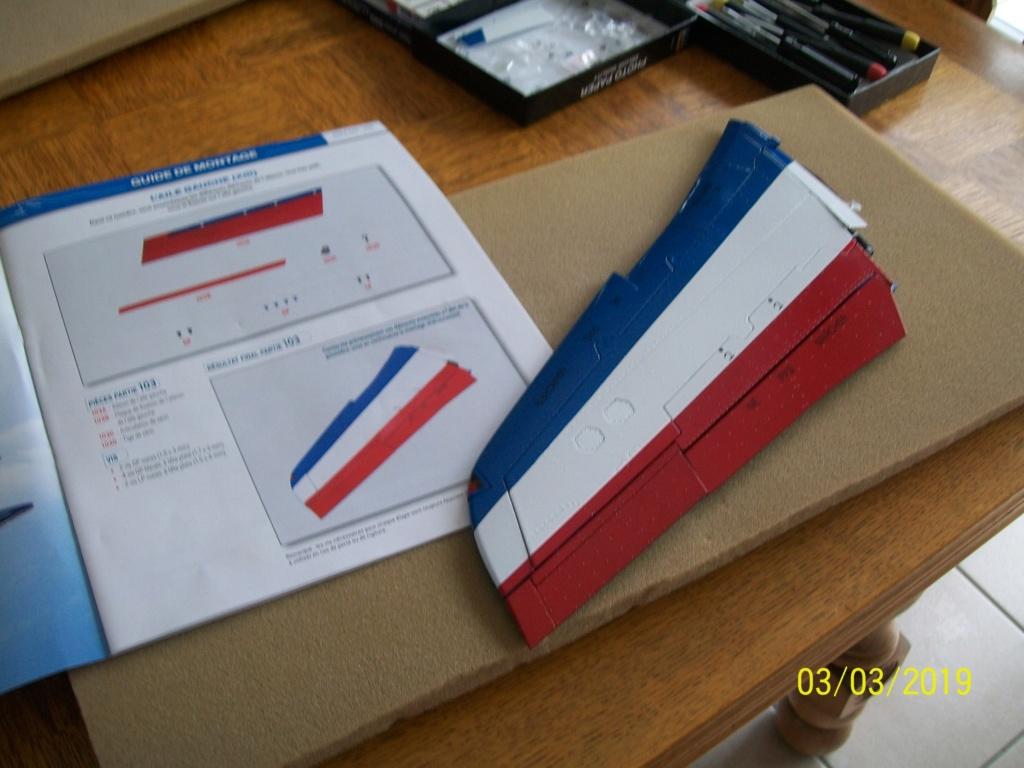ALPHA JET(patrouille de France) echelle1/16 hachette collection. - Page 3 100_6413