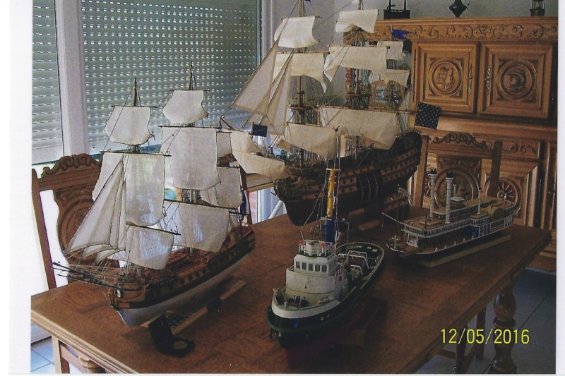 Plusieurs maquettes terminées de pat59 Photos11