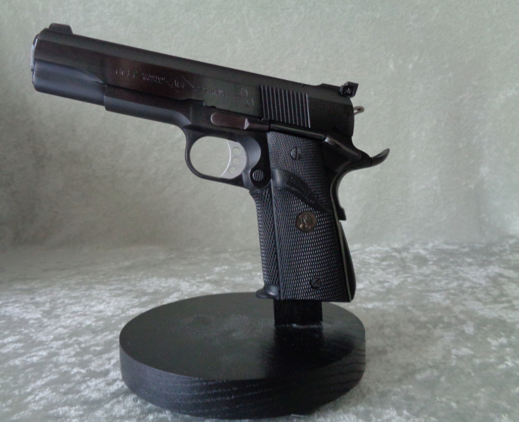 For Sale: Colt .22LR Service Ace Left12