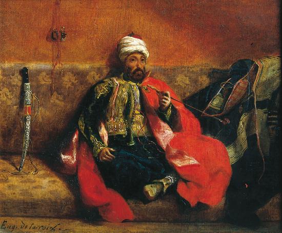 Le 17 décembre – Après sept heures du soir, nos gentilshommes fumaient encore ! 13110010