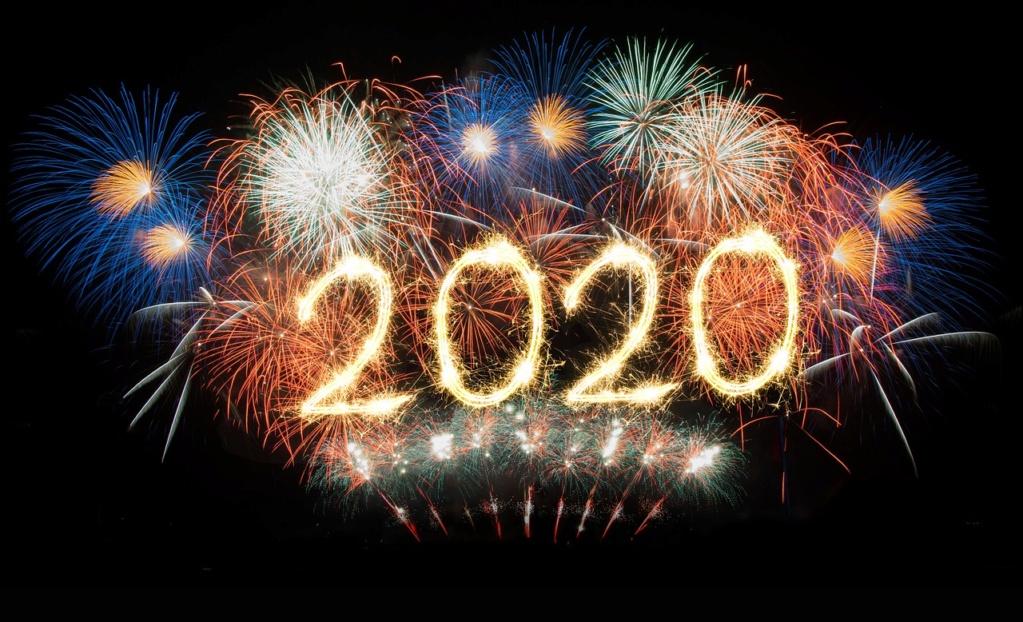 Le 1 janvier – Joyeuse année 2020 ! Extern32