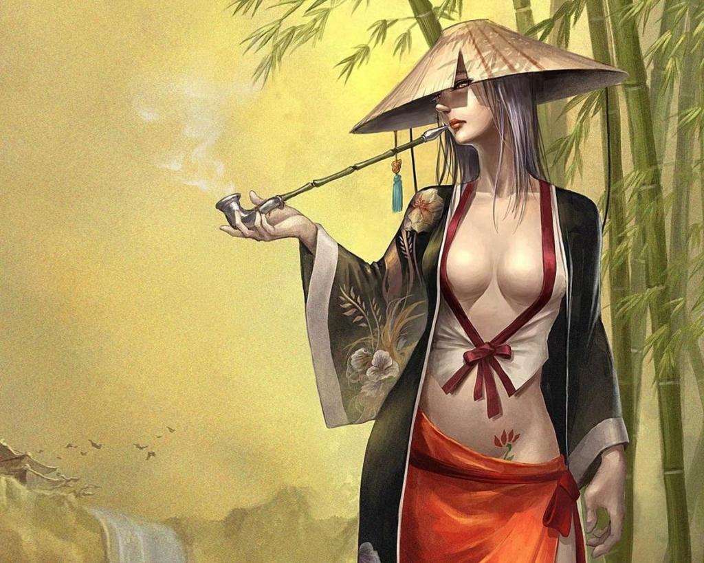 Le 23 mai – A la Saint Didier, cache ton tabac et ta bouffarde, c'est l'heure du brigadier ! Japona10
