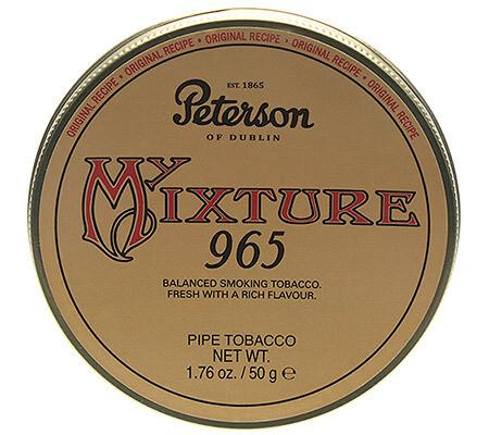 PETERSON - My mixture 965 Peters22