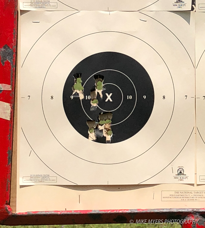 Show your targets. Any targets - For instance, First target, or one that shows progress, etc. - Page 3 Img_1310