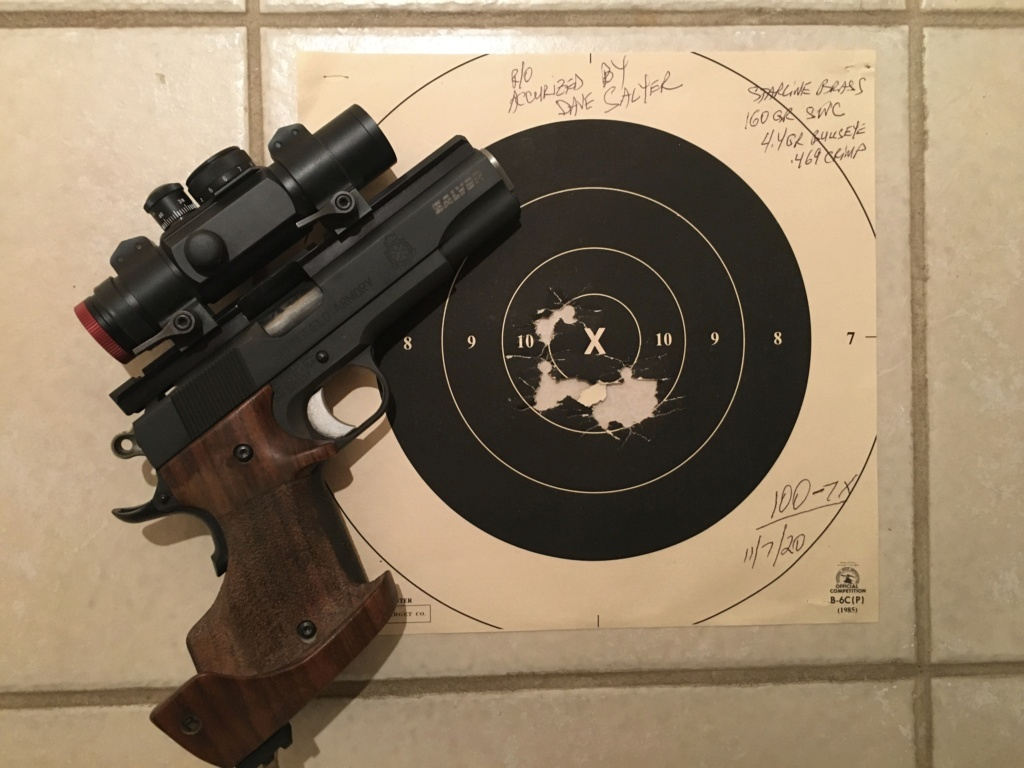 Questions Re SA Custom Shop 1911 Bullseye Wad Gun - Page 3 Img_2614