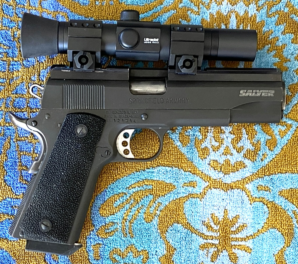 Questions Re SA Custom Shop 1911 Bullseye Wad Gun - Page 2 Img_3517