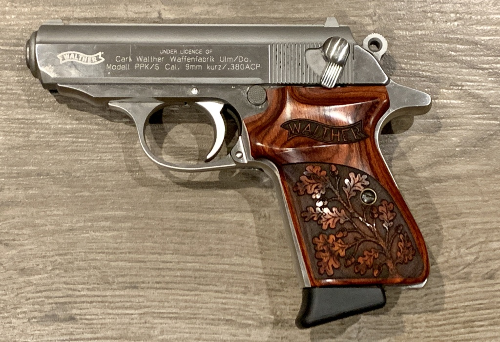 (Found and purchased)   WTB Walther PPK - Page 2 Img_8810
