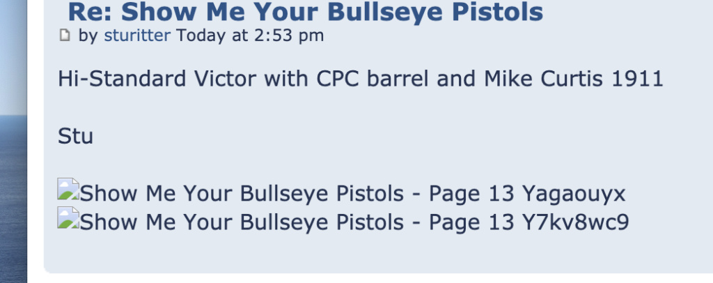 Show Me Your Bullseye Pistols - Page 13 Screen72