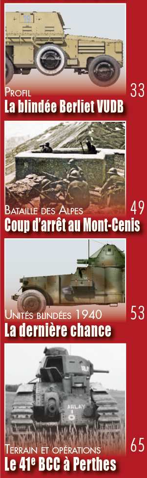 GBM 135 - La couverture et le sommaire Gbm13512