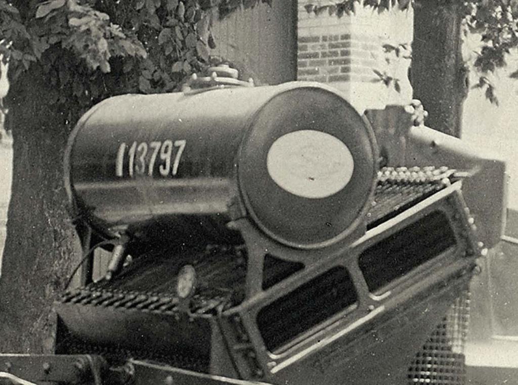 Tracteur agricole Renault HI Renaul10