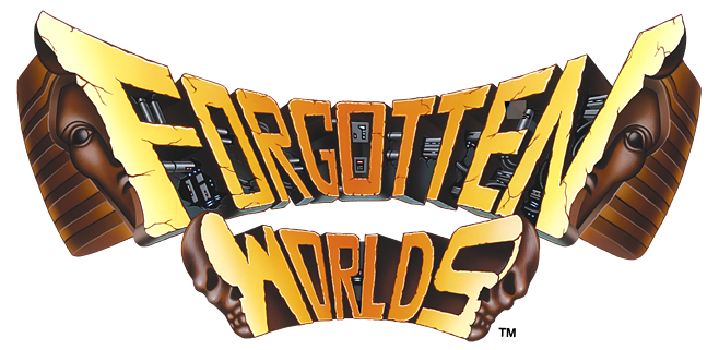 Unknown Soldier Stage - Moon Craters - FORGOTTEN WORLDS By Mazemerald (11.06.18) Fwlogo10