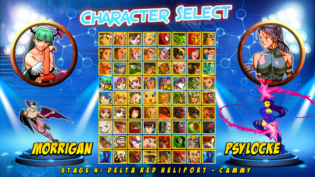 The Mugen Multiverse Select14
