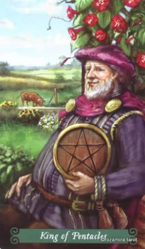 Таро Зеленой Ведьмы Пентакли 29562910