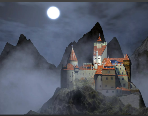Румын называет себя наследником Дракулы  Scree312