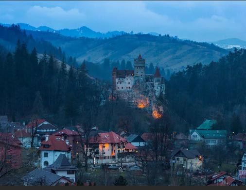Румын называет себя наследником Дракулы  Scree314