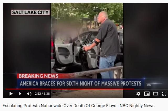 Американцы защищают имущество с оружием в руках Scree393