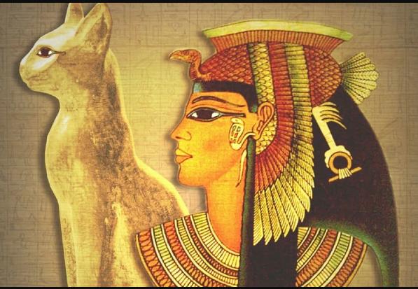 Царица Клеопатра была славянкой Scree463