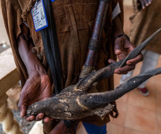Колдуны Мали (Африка) Scree570