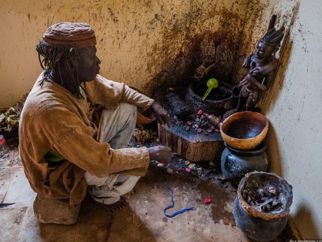 Колдуны Мали (Африка) Scree571