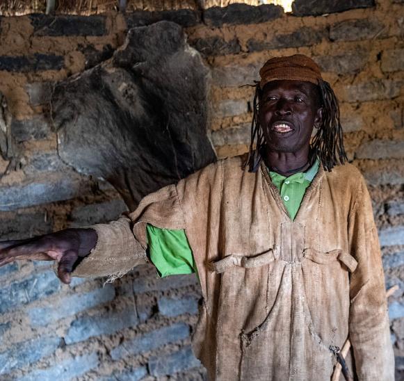 Колдуны Мали (Африка) Scree572