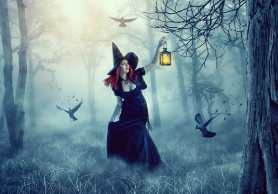 Какая женщина может стать ведьмой? Scree636