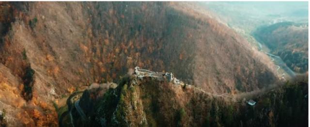 Я влюбился в Карпаты (путешествие в Румынию) Screen46