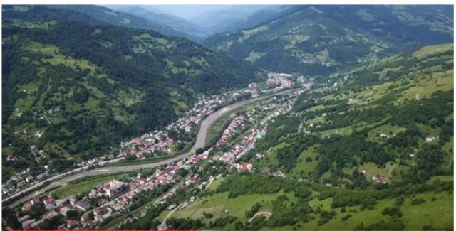 Я влюбился в Карпаты (путешествие в Румынию) Screen48