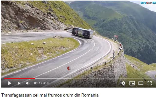 Я влюбился в Карпаты (путешествие в Румынию) Screen58