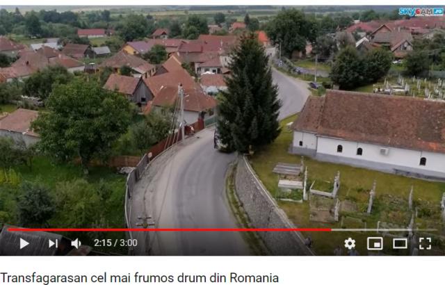 Я влюбился в Карпаты (путешествие в Румынию) Screen59