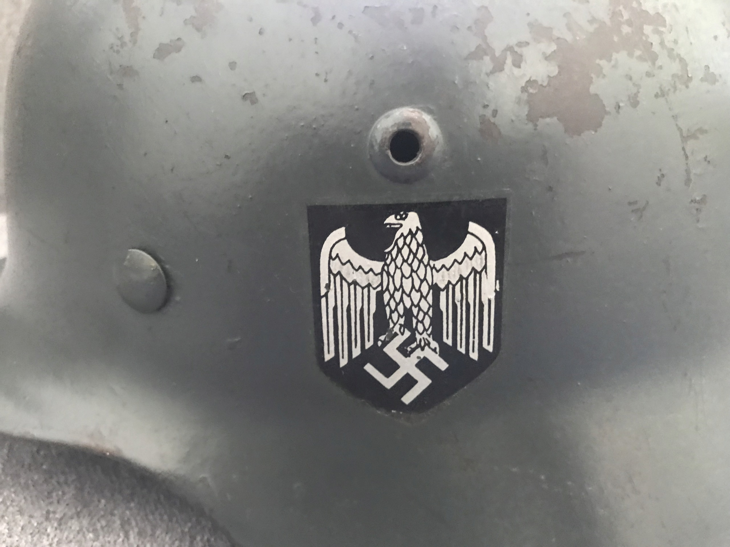 casque allemand ww2 Img_4145