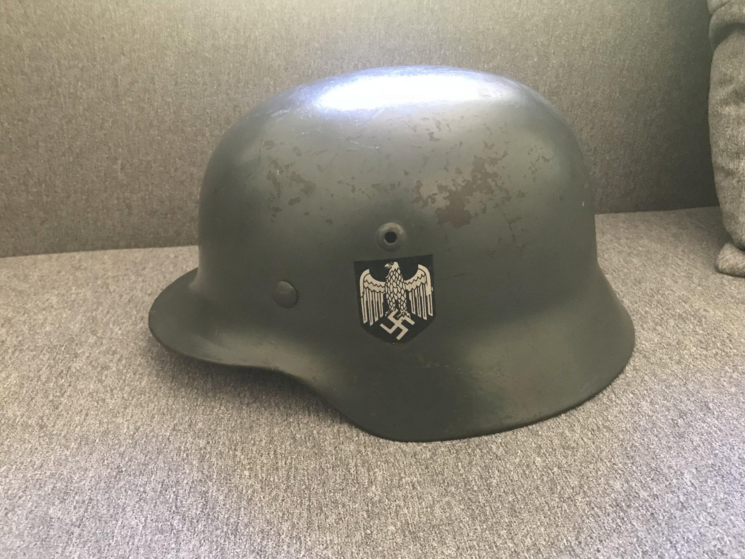 casque allemand ww2 Img_4146