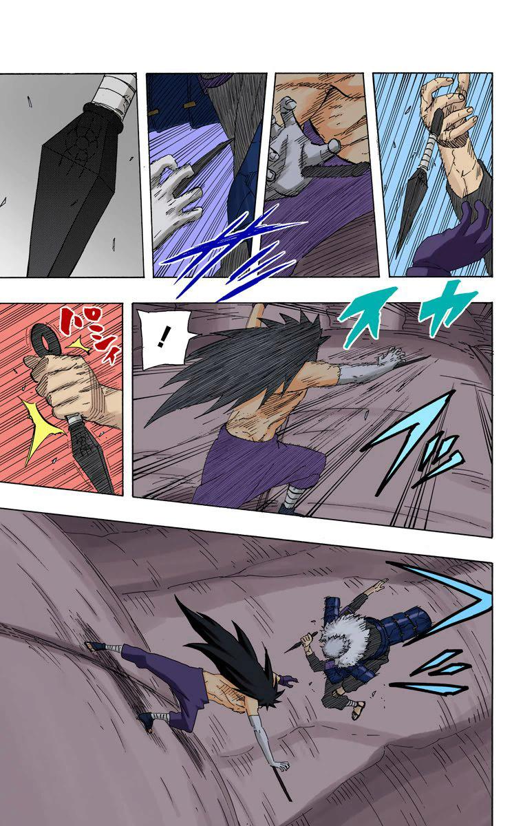 Tobirama foi morto por Kinkaku & Ginkaku [Tradução Oficial Panini] - Página 5 06610