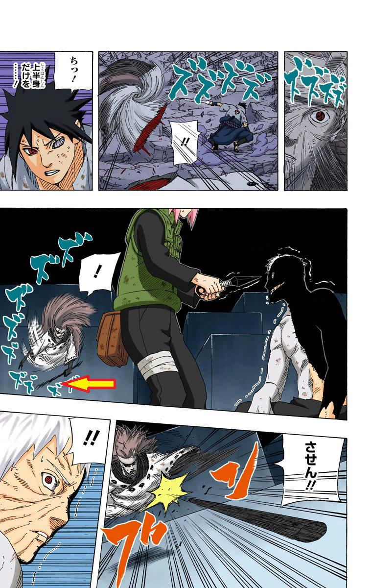 Hinata e Sakura vs Tsunade. - Página 5 11611